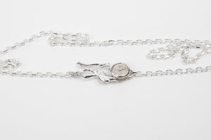 Legend Medium Silver Necklace with