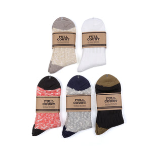 Full Count 18SS Cotton Socks