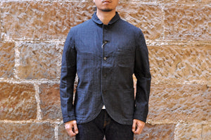 ORGUEIL HERRINGBONE TWILL WORK JACKET