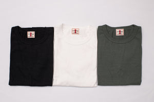 SAMURAI 5OZ SUPER SLOW LOOPWHEELED TEE (SPECIAL RUN)