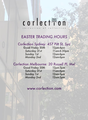 EASTER OPENNING HOURS