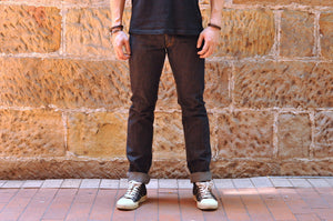 PURE BLUE JAPAN NEW XX-011 DENIMS (SUPER SLIM TAPERED FIT)