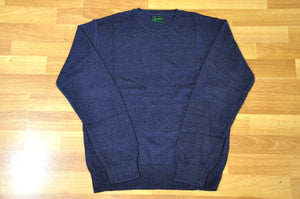 Stevenson Overall Co Indigo Dyed Cotton Yarn Sweater (Special Edition)