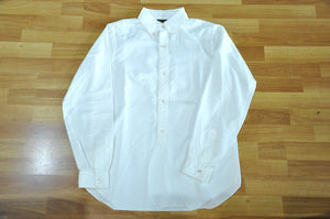 Freewheelers 'Lyman' Oxford Shirt (White)
