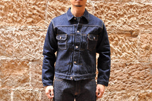 SAMURAI 21OZ TYPE 2 DENIM JACKET