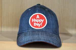 UES DENIM BASEBALL CAP