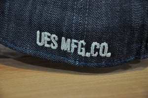 UES Denim Railway Cap