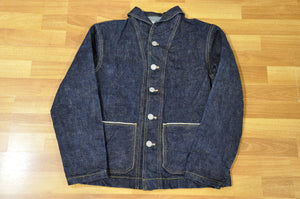 Samurai 17oz Denim Sailor Jacket