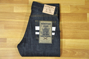 Momotaro 0405-82VSP 16oz Denims (High Tapered fit)