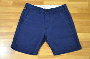 Japan Blue 13oz Indigo 'Sashiko' shorts