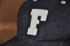 Full Count 10oz Denim Baseball Cap