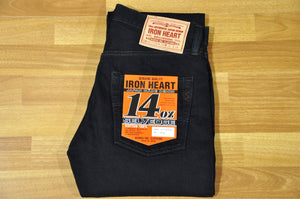Iron Heart 777S-14OD 14oz Denims (Slim Tapered fit)