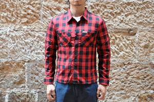 The Flat Head New Standard Lightweight Check Shirt