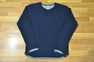 Pure Blue Japan Indigo 'Hobo' Sweatshirt