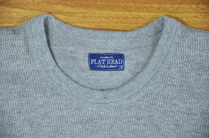 The Flat Head Medium Weight Thermal Shirts