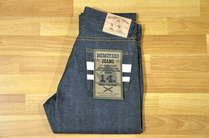 MOMOTARO 0405-32SP 14OZ DENIMS (HIGH TAPERED FIT)