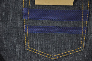 Momotaro 0405-SA Denims (High Tapered fit)