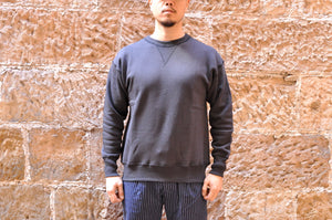 "Warehouse 10oz ""Standard"" Loopwheeled Sweatshirt (Ink)"