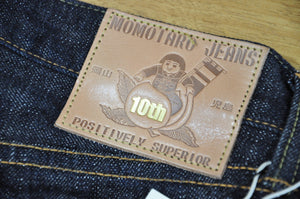"Momotaro 0305TN ""10th Anniversary"" Denims (Super Slim Taper fit)"
