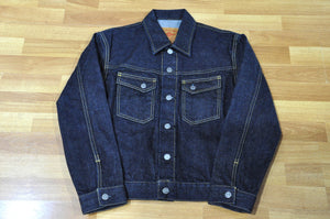 The Flat Head 6008W New Type II Denim Jacket