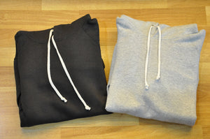 Double Works by Warehouse 9oz Loopwheel Pull Over Hoodies