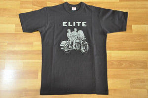FREEWHEELERS 'ELITE' LOOPWHEELED TEE