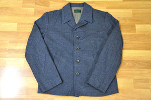 Stevenson Overall Co 'Granger' French  Jacket (Indigo)