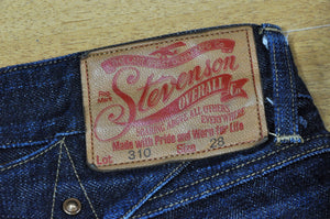 Stevenson Overall Company 310 'Dixon' jeans after 6 months of use