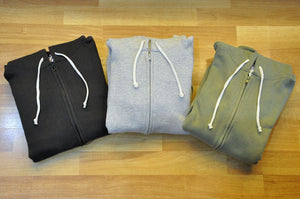 Double Works by Warehouse 9oz Loopwheel Hoodies