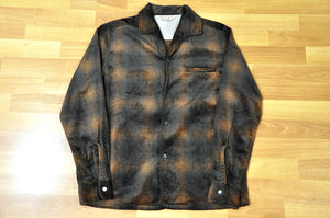 "Jelado ""Vincent"" Heavy Corduroy Jacketed Shirt"