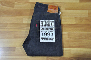 Full Count 1110XX Denims(Slim Tapered fit)