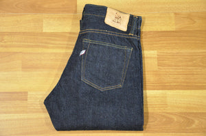 Pure Blue Japan 1143 12oz Denims (Relaxed Tapered Fit)