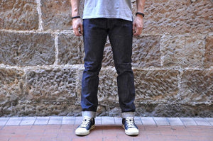 PURE BLUE JAPAN XX-019 DENIM (RELAX TAPERED FIT)