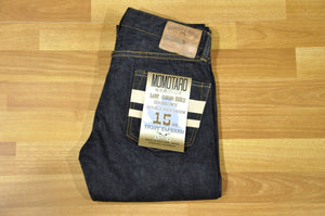 MOMOTARO 0306BR2 15OZ DENIMS (SUPER SLIM TAPERED FIT)