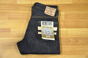 MOMOTARO 0405-BR2 DENIMS (HIGH TAPERED FIT)
