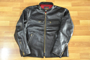 The Flat Head Horsehide Rider Jacket (2018 version)