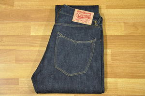 Stevenson Overall Co. 210 'Big Sur'Indigo Denims (Relax Tapered Fit)