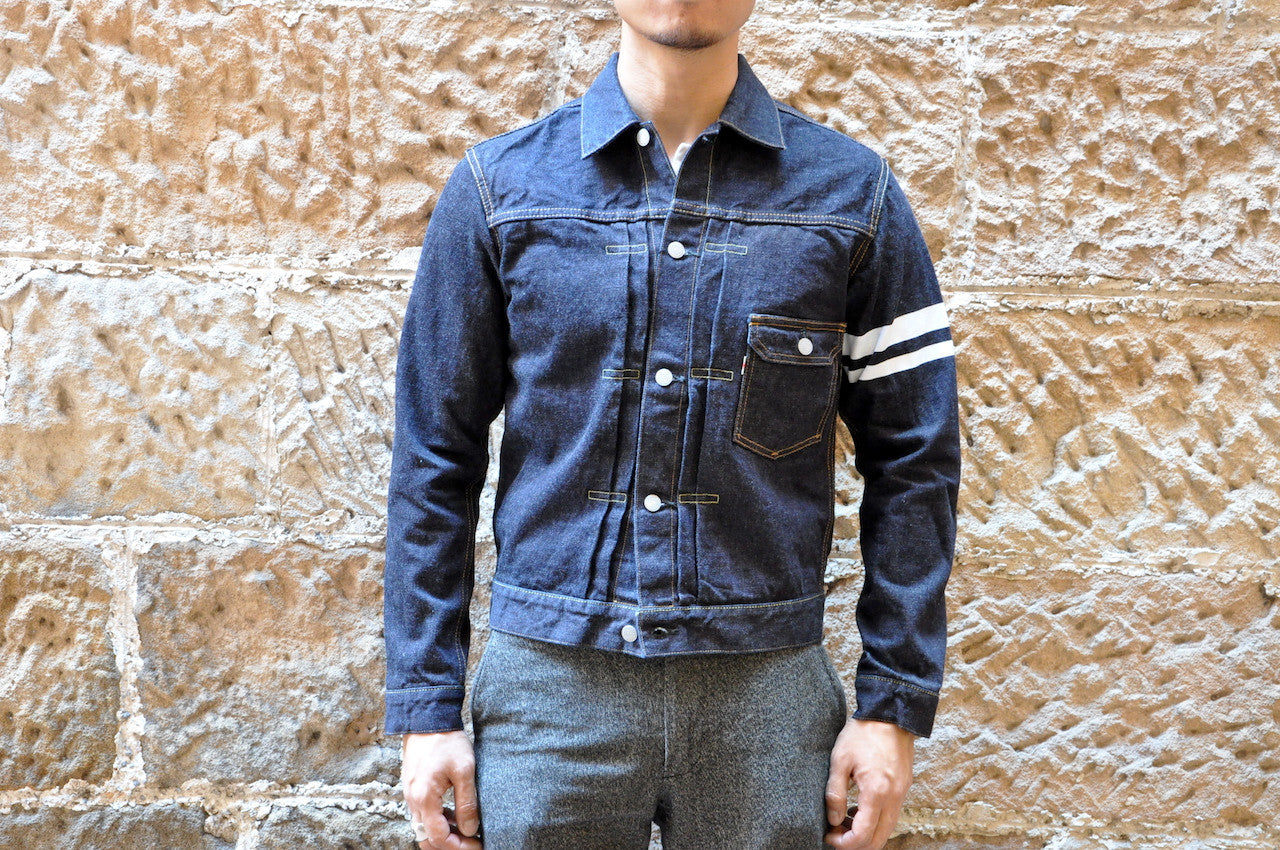 8cfa620953e The Momotaro Type 2 Denim Jackets were one of the first denim jackets we  brought into our store and it had been extremely popular ever since.