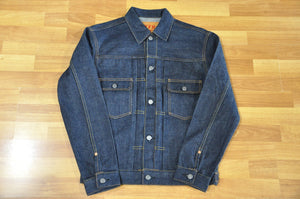 The Flat Head 6002A Type 2 Denim Jacket (Special Edition)