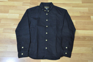 Orgueil by Studio D'Artisan Waxed Cotton B.D Shirt