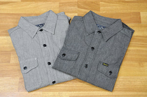 Studio D'Artisan 6oz Selvage Chambray Workshirts (Special Edition)