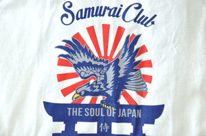 "Samurai ""The Soul Of Japan"" L/S Loopwheeled Tees"