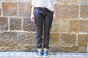 Japan Blue 10004 Lady Denims (Slim Tapered fit)