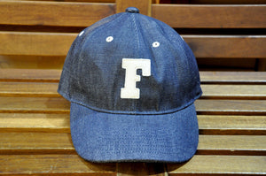 Full Count 13.7oz Denim Baseball Cap