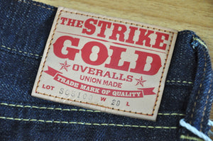 The Strike Gold 5109 Denims (Slim Tapered fit)