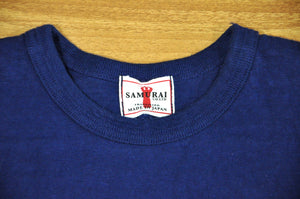 "Samurai 7.5oz ""Slub Yarn"" Loopwheel Tees"