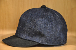 Samurai 17oz Denim Ball Caps