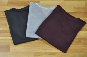 "Warehouse 10oz ""Set-In Sleeves"" Loopwheeled Sweatshirts"