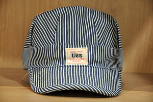 UES 14.9oz Hickory Work Cap