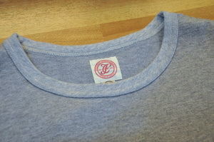 Full Count Medium Weight Pocket Tee (Heather Gray)